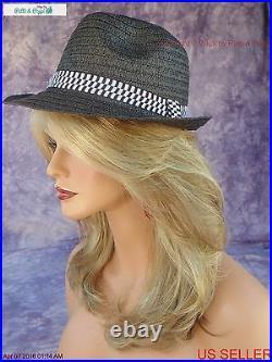 Mackenzie Lace Front Part Designer Wig ELEGANT SHARP BLONDE RH1226CH