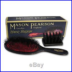 Mason Pearson B3'Handy Bristle' Hair Brush + FREE 1541 London Detangling Comb