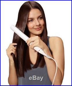 @NEW Philips HP8372/00 Hair Straightener Moisture Protect Ionic Ceramic TOP