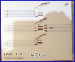 NEW T3 Twirl Trio Interchangeable Styling Wand