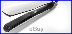 NEW WHITE ghd PLATINUM 1 in Professional Styler Flat Iron Hair Straightener