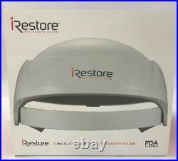 NEW iRestore Hair Growth Helmet FDA Cleared Hair Loss Treatment for Women & Men