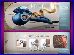 New! Babyliss Pro Nano Titanium Miracurl Iron Curl Machine Mira Babntmc1 / Curls