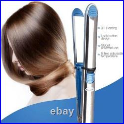 New Babyliss Pro Prima Nano Titanium 1/4 Flat Iron 465f Hair Straightener