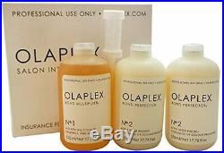 OLAPEX SALON INTRO KIT HAIR REGENERATION No1 525 ML PLUS No2 525ml