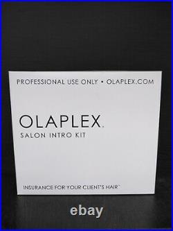 OLAPLEX SALON INTRO KIT 1 No. 1 BOND MULTIPLAYER 17.75 Oz / 2No. 2 BOND PERFECTOR