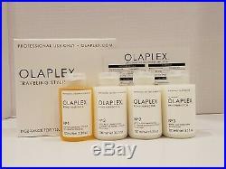 OLAPLEX TRAVELING STYLIST KIT STEP NO 1, 2 & 3 Full SET