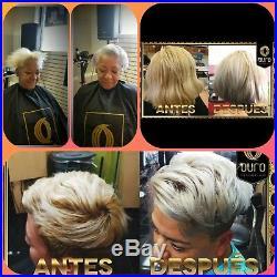 OURO TONING SHAMPOO FOR BLONDE & SILVER HAIR 8.45oz MATIZADOR PARA CABELLO RUBIO