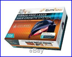 Official FDA Cleared illumiflow 272 Laser Cap for Hair Regrowth