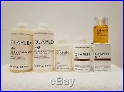 Olaplex Bond NO3, NO4, NO5, NO6 & NO7- Full SET, Sealed