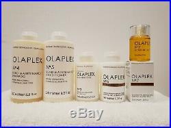 Olaplex Bond NO3, NO4, NO5, NO6 and NO7- Full SET, Sealed Free Shipping
