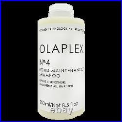 Olaplex Bond No. 4 Shampoo and/ Or No. 5 Conditioner (Choose Your Size)