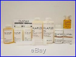Olaplex No1, No2, No3, No4, No5, No6 & No7 Full SET Sealed, FREE SHIPPING
