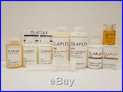 Olaplex No1, No2, No3, No4, No5, No6 & No7 Full SET, Sealed, Guaranteed Authentic