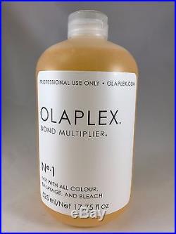 Olaplex No. 1 Bond Multiplier 525 ml / 17.75 oz 100% AUTHENTIC