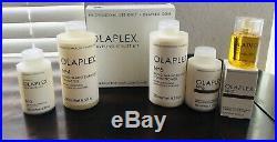 Olaplex kit 8,1, 2x2,3 Al 7 Travel Kit, complete treatment for your hair Seale