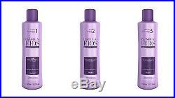 Plastica Dos Fios Brazilian Keratin Treatment Blow Dry Hair Straightening Kit