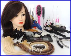 Pre Bonded Micro Ring Nano Ring Hair Extensions TRAINING COURSE Choose 1 method