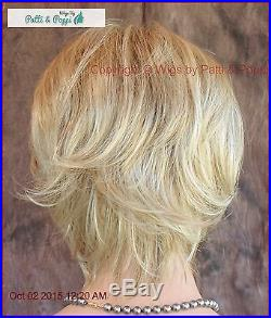 Reese Rene Of Paris Noriko Wig Creamy Toffee R New In Box With Tags 533