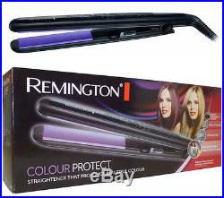 Remington Colour Protect Hair Straightener S6300 Brand New & Factory Sealed
