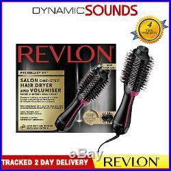Revlon Pro Collection Salon One Step Hair Dryer and Volumiser RVDR 5222 NEW