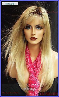 Robin Rene Of Paris Noriko Wig Sandlewood H Slinky Sexy Hot Style 562