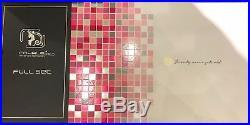 Royale Full Set-Hot Pink 100% Ceramic Hair Straightener+Curler+Mini Flat Iron