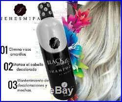 Shampoo black Jehesmipa Matiz