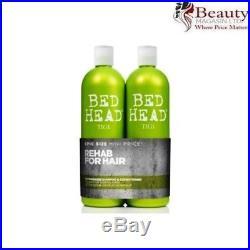 TIGI Bed Head Urban Antidotes Re-Energize Shampoo & Conditioner 750ml Tween