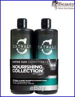 TIGI Catwalk Oatmeal and Honey Tween Duo 750 Ml