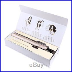 Tyme Iron Hair Straightener Curling Professional with Heat Sleeve Women Hair NEW